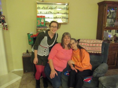Three generations in this one :)
